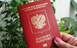Процедура получения загранпаспорта в  2018  году