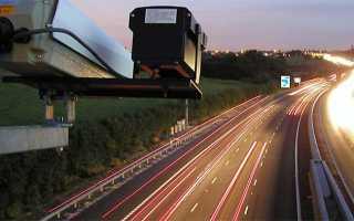 Могут ли лишить водительских правпо камере видеофиксации