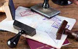 Образец мотивационного письма для получения визы