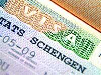 Бланк анкеты для получения шенгенской визы