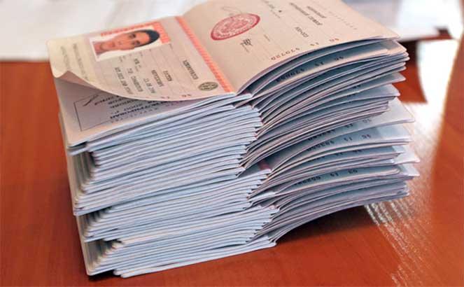 Что на территории России можно использовать как удостоверяющий личность документ