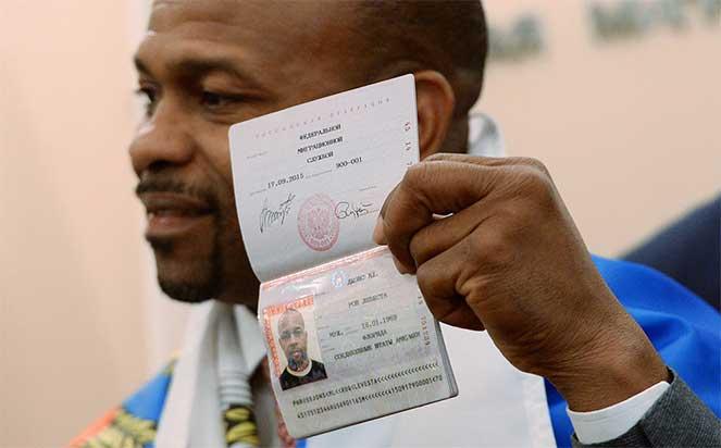 Как поменять водительские права после получения гражданства РФ