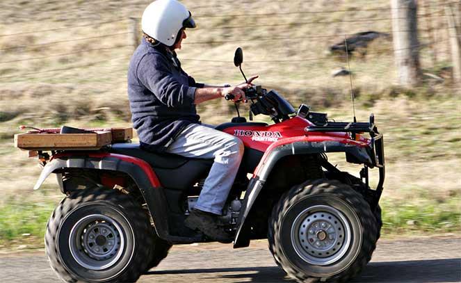 Где выдают водительское удостоверение на квадроцикл