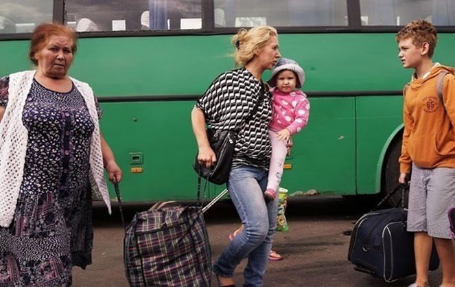 Выезд на постоянное место жительства из Украины в РФ