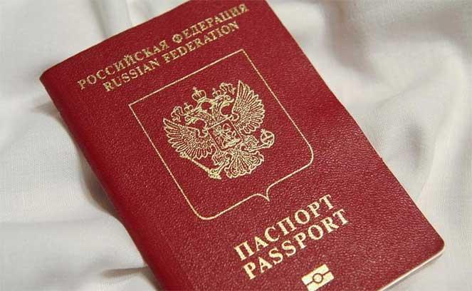 Где размещаются и что означают номер и серия заграничного паспорта