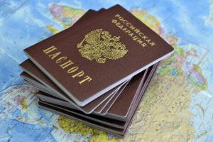 Приобретение российского гражданства жителями Грузии