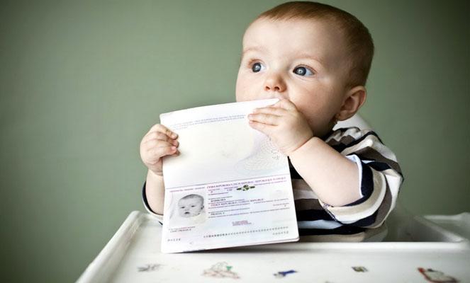 Приобретение гражданства России по родителям