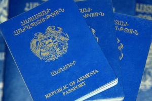 Отказ от гражданства Армении