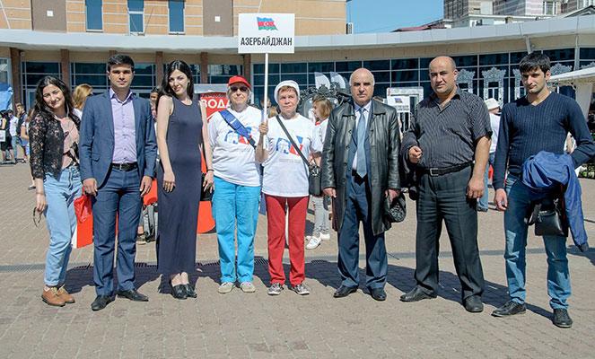 Как получить РВП гражданам Азербайджана в России
