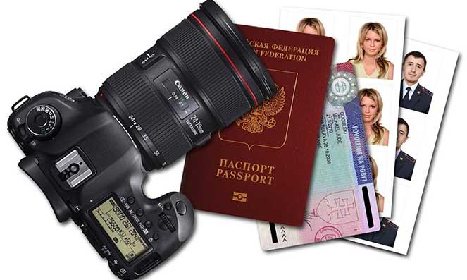 Какие есть требования к фото на международные права
