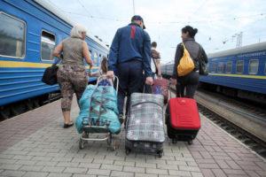 Мигранты и миграционные процессы в России